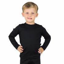 Segunda Pele Blusa Térmica Infantil 480 Frio Intenso E Neve