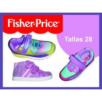 Zapatos Botas Fisher Price Originales A Precio De Locura!