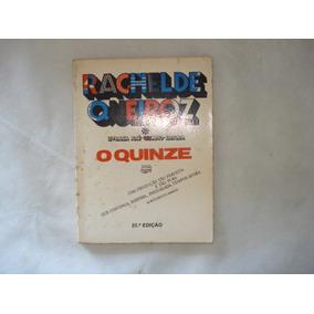 Livro: O Quinze Rachel De Queiroz - Livros con Mercado Envios no Mercado Livre Brasil