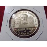 Moneda Colegio Militar Cincuentenario 1920 1970