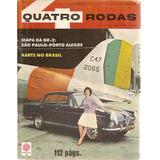 Revista Quatro Rodas Nº 9 Abril De 1961 - Karts No Brasil