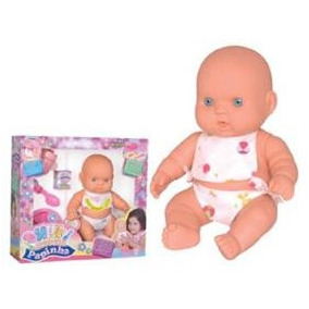 Boneca Upa Nenem Papinha