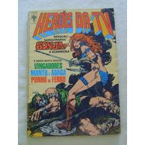 Heróis Da Tv No.78 Dezembro 1985 Editora Abril Bom!leia!