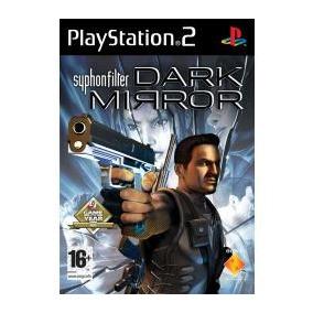 20 Peças Originais Jogo Syphonfilter Dark Mirror Play 2 Ps2