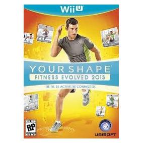 Jogo Exercicios Your Shape Fitness Evolved Nintendo Wii U