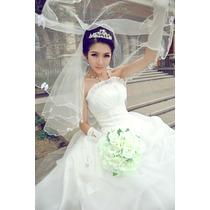 Vestido De Noiva - Belíssimo!!