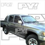 Calcomania Toyota Hilux Sr5 Laterales - Ploteo Ya!-