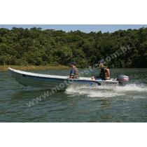 Barco De Aluminio Liga Naval Levefort Squalus 500 Cast