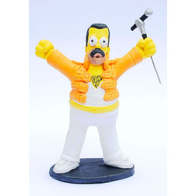 Boneco Homer Mercury Em Resina