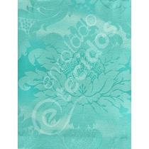 Tecido Jacquard Brocado Tiffany 3m X 2,8m Para Decoração