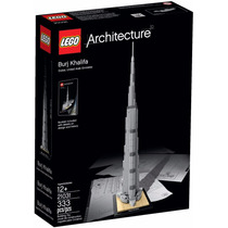 Lego 21031 Burj Khalifa, Architecture, Envío Gratis