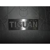 Tapete De Borracha Tiguan Vw 3 Pc