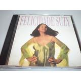 Cd Felicidade Suzy - 1994 - Raríssimo