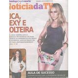 Jornal Noticia: Sabrina Sato / Ana Hickmann / Lancellotti