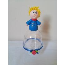 Lembrancinha Mini Cúpula Doces Do Pequeno Principe Biscuit