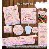 Kit Imprimible Etiquetas Candy Bar Baratas Oferta Bautizo