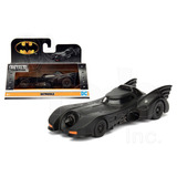 Batmobile Batimovil Batman 1989 Die-cast Jada - 1:32