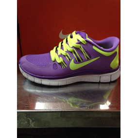 Zapatos Nike Free Run 5.0 Para Damas Y Caballeros
