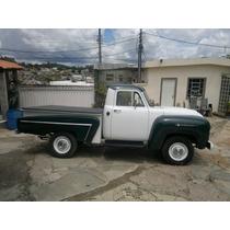 Chevrolet Brasil 1961 Restaurada,