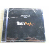 Cd - Amaury Jr Apresenta Flash Music