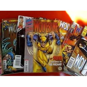 Gibi Wolverine Formatinho Da Abril Entre 53 Ao 90