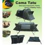 Cama Tatu - Barraca