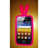 Capa Case Coelhinho Rabit Samsung Galaxy Y 5360