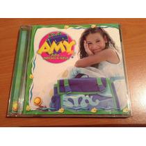 Amy La Niña De La Mochila Azul Cd Album