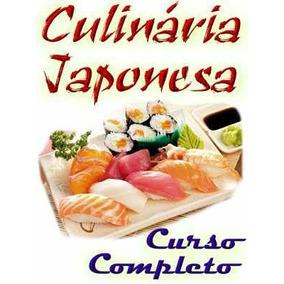 Culinária Japonesa - Curso Completo