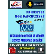 Apostila Concurso Mogi Das Cruzes Sp Aux Controle Vetores