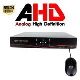 Dvr 16 Canais Ahd-m Full Hd 1080p Acesso Celular Promoção