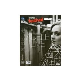 Dvd Adele - Live Itunes Festival London 2010 Orignal Lacrado