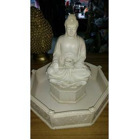 Fuentes Y Estatuas ( Kuang Yin , Ganesha Y Buda )