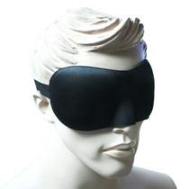 Máscara Para Dormir 3 D Tapa Olhos Confortável + Protetor