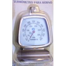Termometro Para Horno Asador Ataud