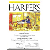 Revista Harpers: Martin Scorsese / Comedy Of Terrors / Math