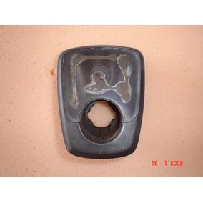 Moldura Fechadura Peugeot 106 Tampa Traseira Puxador Emblema