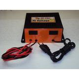 Carregador De Baterias Em Série Para Módulos High Voltage