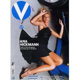 Ana Hickmann: Revista V, Ano 2, De 2006 !! Revista Rara !!