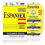 O Melhor Curso De Espanhol Globo Completo + Brindes Em Dvd