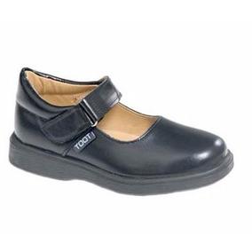Zapatos Toot Guillerminas Colegial N° 34 - 38 Mundo Ukelele