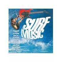 Cd Surf Music Coletânea Som Livre