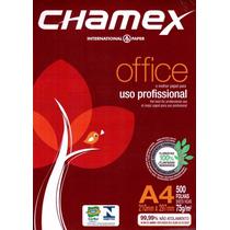 Papel Sulfite A4 Chamex Office - C/500 Folhas