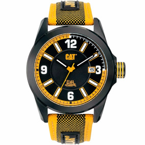 Cat Watches Big Twist Acero Nylon Depor Yo16164124 Diego:vez
