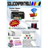 Fototortas Laminas Comestible Epson A4 + 50 Hojas + Regal