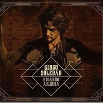 Ricardo Arjona - Cd Circo Soledad - Album 2017 - Original.-