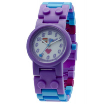 Lego 8020165 Reloj Análogo Para Niña Friends Olivia, Color B