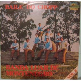 Banda Luar De Montenegro - Baile Do Chopp - Vol 2 1979