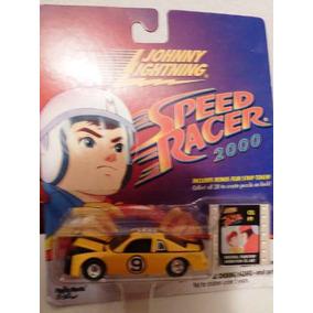 Corredor X Stock Car. Johnny Lightning.