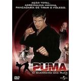 Dvd Puma - O Guerreiro Das Ruas [ Cine Alemão ] [ Raro ]